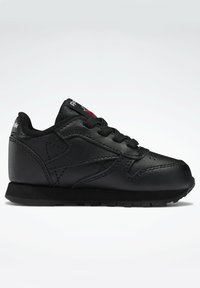 Reebok Classic - CLASSIC LEATHER SHOES - Baby shoes - black - 5