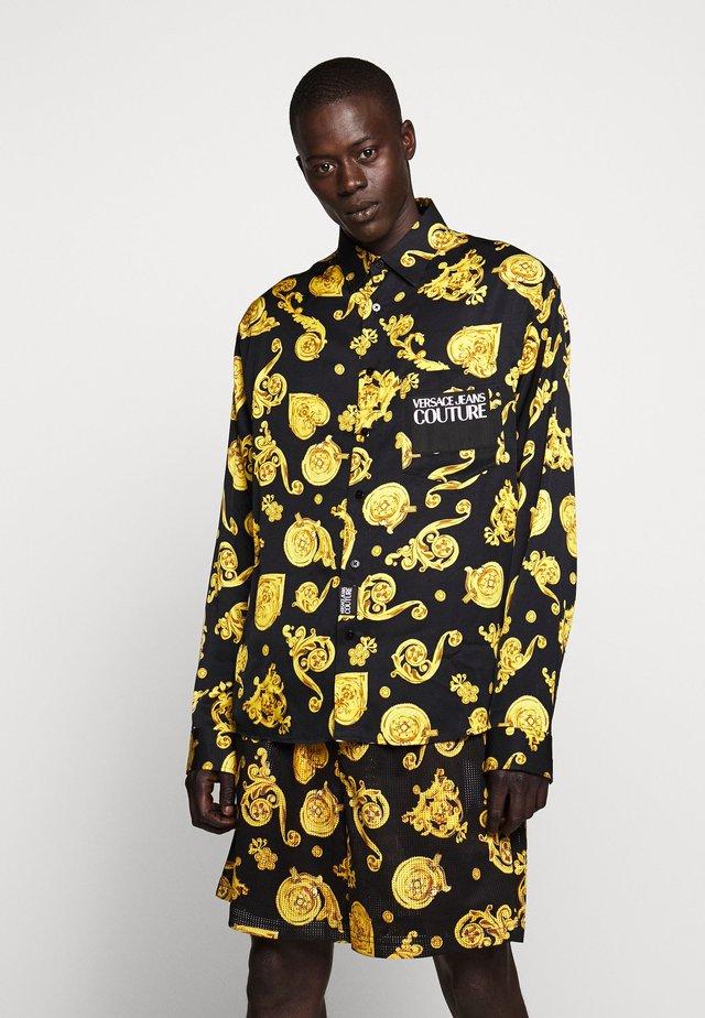 PRINT  - Camicia - black