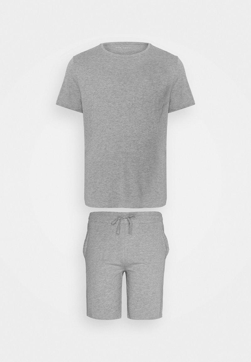 Pier One - SET - Pyžamová sada - mottled grey