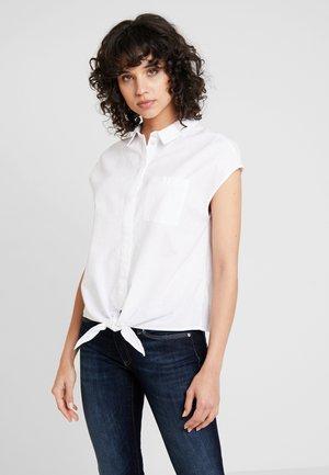 FALIM - Button-down blouse - white