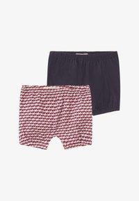 Sense Organics - MAYA BABY BLOMMER 2 PACK - Trousers - navy - 3