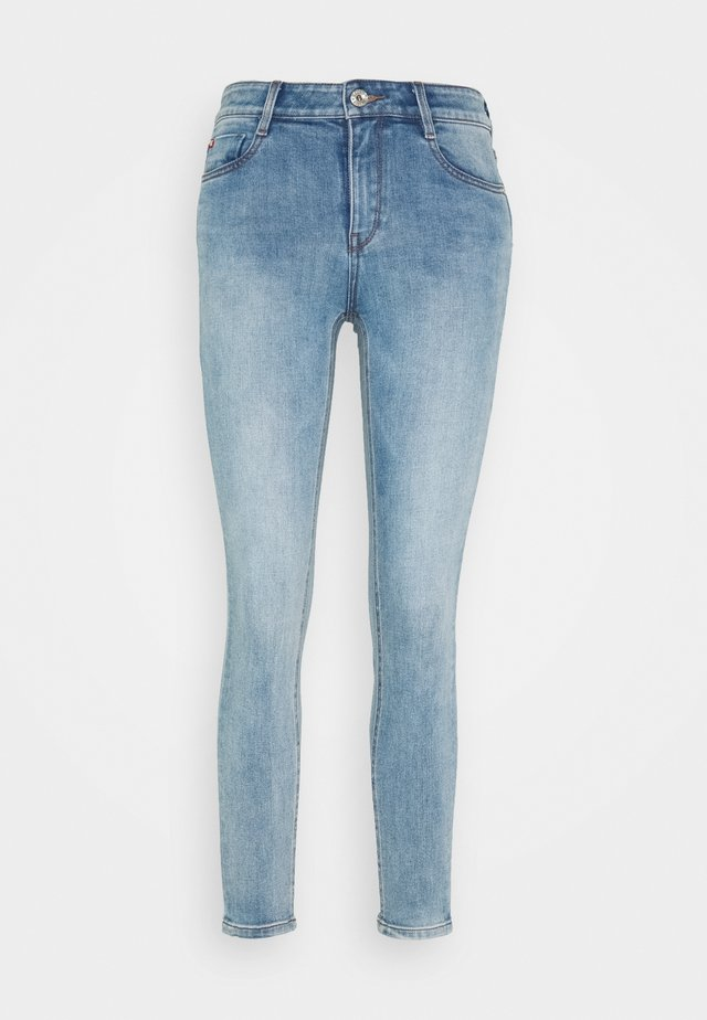 SOUL TO SOUL - Jeans Skinny Fit - blue denim