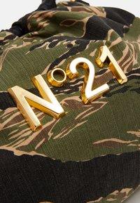 N°21 - EVA BAG COULISSE - Handbag - dark green - 5