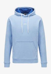 BOSS - Hoodie - open blue - 4