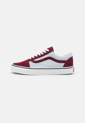 OLD SKOOL UNISEX - Sneakersy niskie - port royale/ballad blue