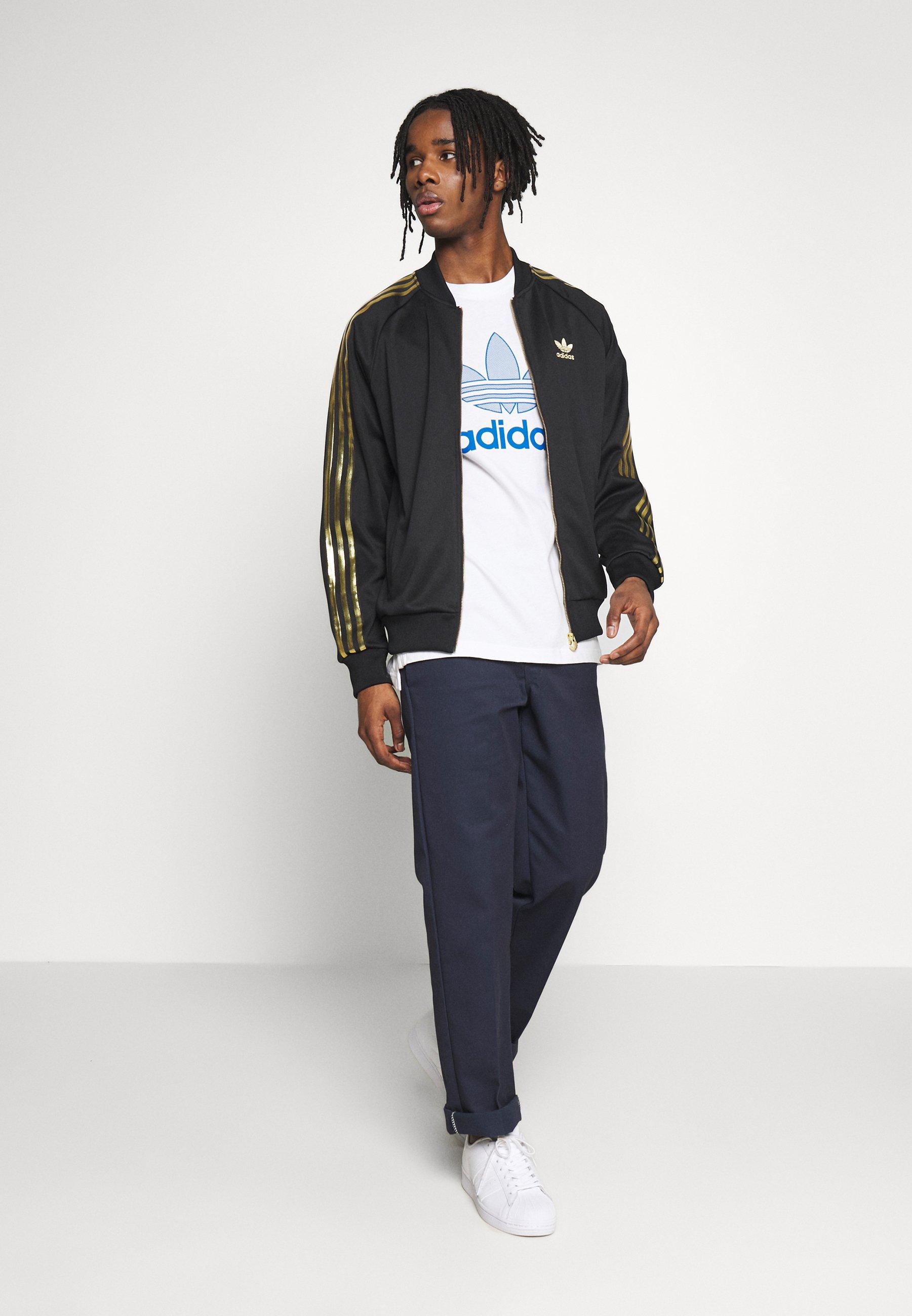 Adidas SST 24 Originals Jacke blackgold metallic ab 79,50