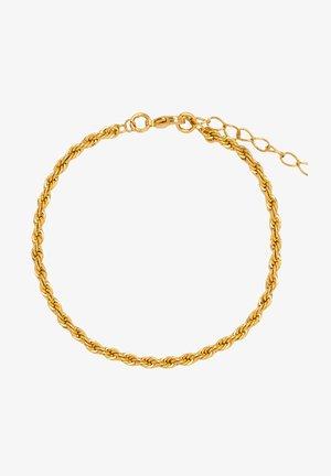 ROPE - Armband - gold