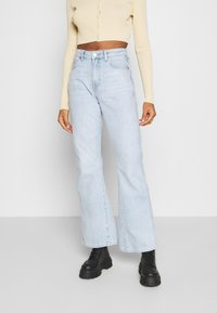 Weekday - SWAY JEANS - Flared Jeans - lula blue - 0