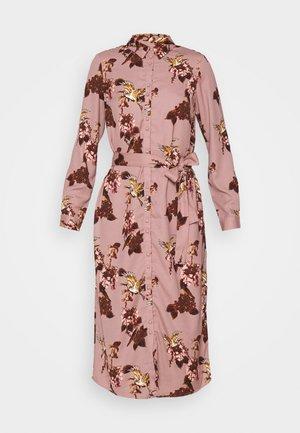 VMCRANE DRESS - Maxi dress - woodrose