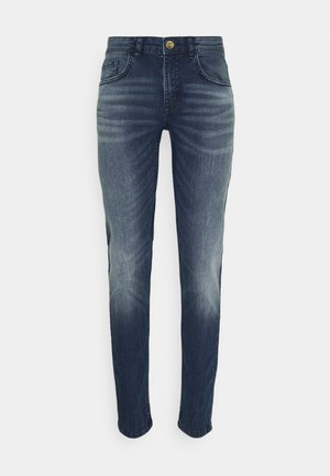 LYON - Slim fit jeans - dark denim