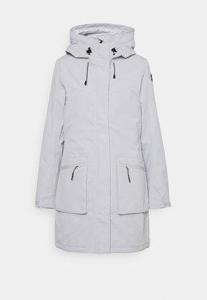 AVENAL - Winter coat - light grey