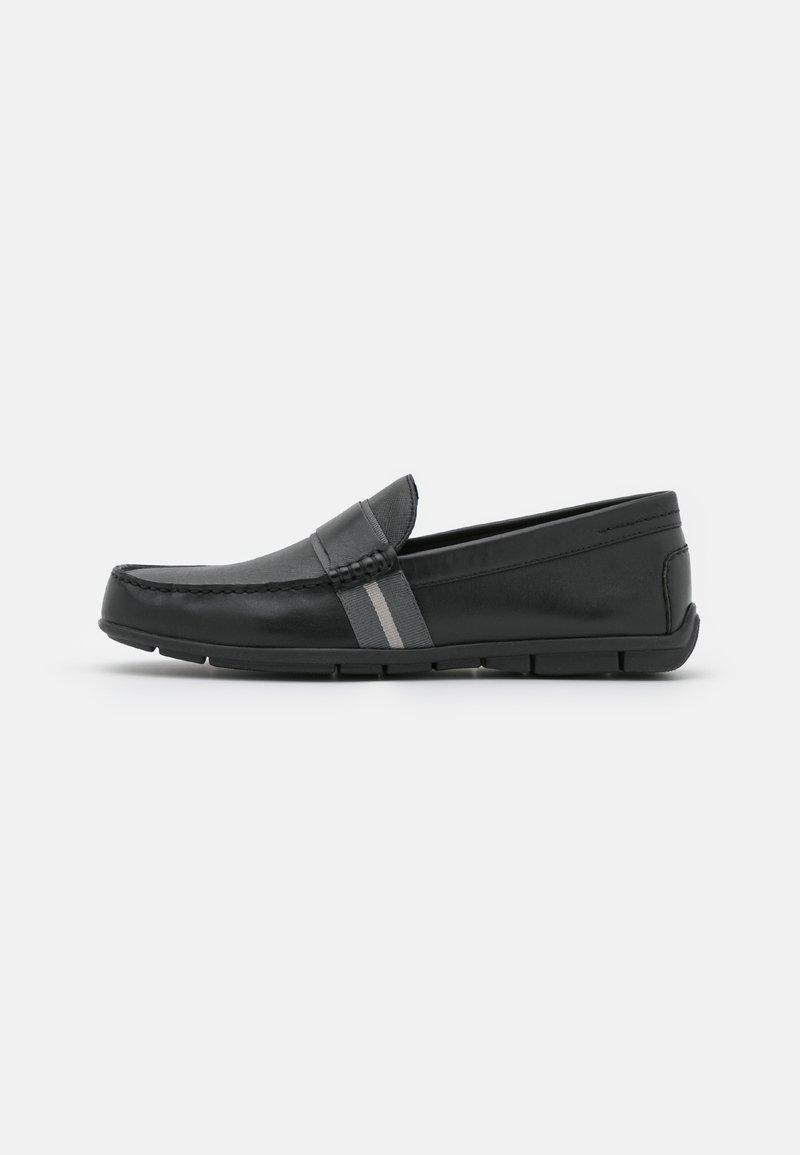 ALDO Wide Fit - DAMIANFLEX - Mokassin - black