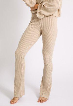 NYC - Pyjamasbyxor - beige
