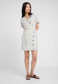 Esprit - Shirt dress - off white - 1