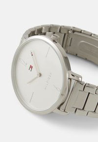 Tommy Hilfiger - LIZA - Watch - silver-coloured/white - 3
