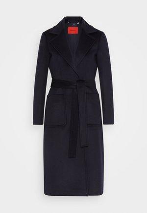 RUNAWAY - Klasický kabát - midnight blue