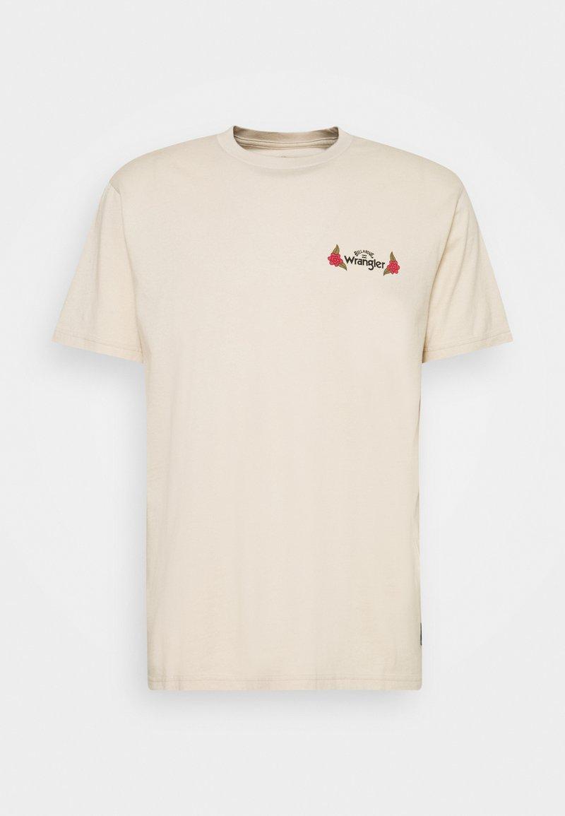 Billabong - SAGUARO - Print T-shirt - natural
