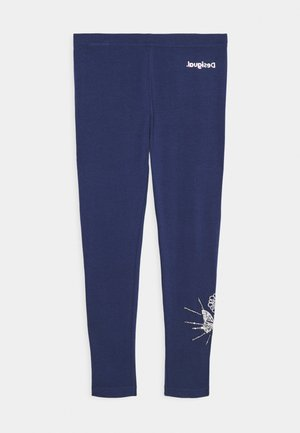 SIGLOS - Leggings - Trousers - blue
