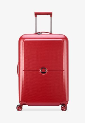 TURENNE - Wheeled suitcase - red