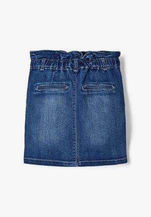 Jeansrock - medium blue denim