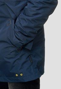 INDICODE JEANS - Winter coat - navy - 5