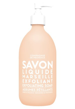 LIQUID EXFOLIATING MARSEILLE SOAP  - Liquid soap - -