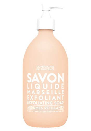 LIQUID EXFOLIATING MARSEILLE SOAP