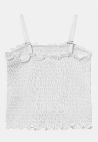 Abercrombie & Fitch - BARE SMOCKED  - Top - white - 1
