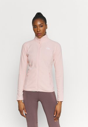GLACIER FULL ZIP - Fleecejakke - evening sand pink