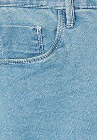 LMTD - Denim skirt - light blue denim - 3
