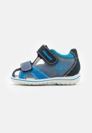 Sandals - navy/ocean/avio