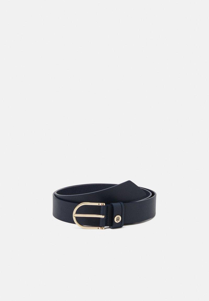 Tommy Hilfiger - CLASSIC BELT  - Belt - blue