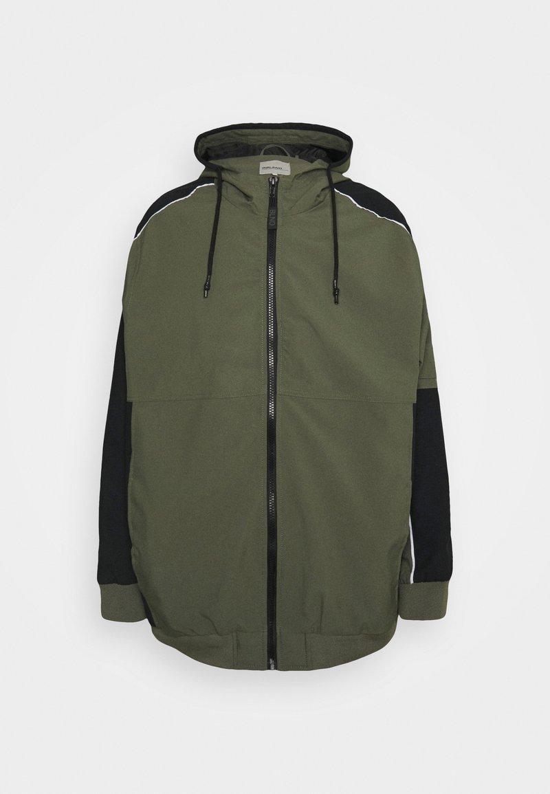 Blend - OUTERWEAR - Summer jacket - dusty olive