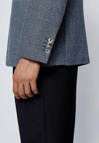 BOSS - Blazer jacket - open blue - 4