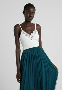 New Look Tall - GO TRIM STRAPPY  - Top - white - 0