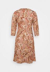 Cream - LULLA DRESS - Day dress - rose brown - 1