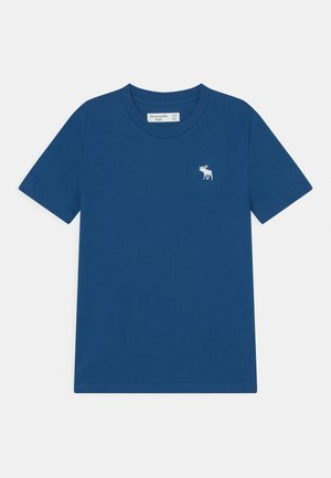 BASICS - T-shirt - bas - blue