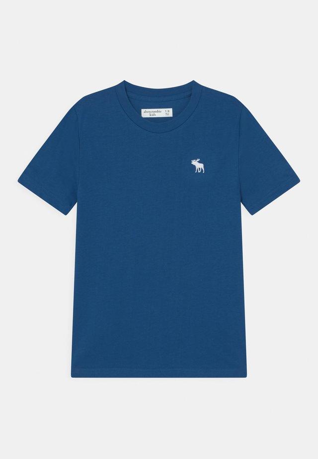 BASICS - T-shirt basique - blue