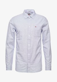 Tommy Jeans - DOBBY  - Shirt - classic white - 3