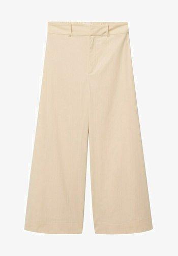 CIEL - Kalhoty - ecru