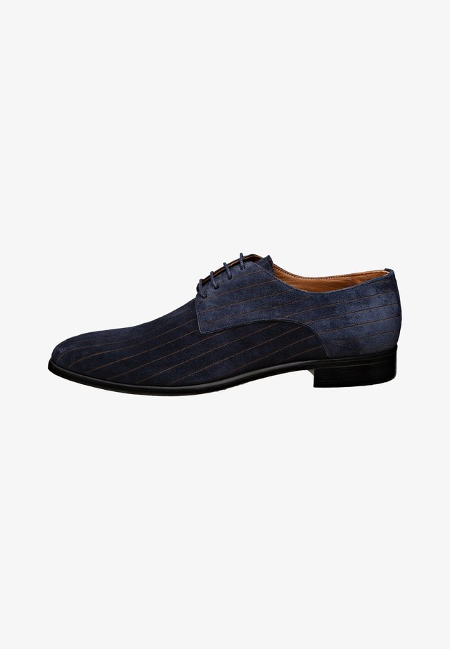 DENIA - Veterschoenen - dark blue
