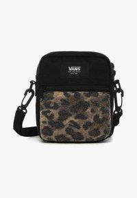 Vans - Across body bag - leopard print - 1