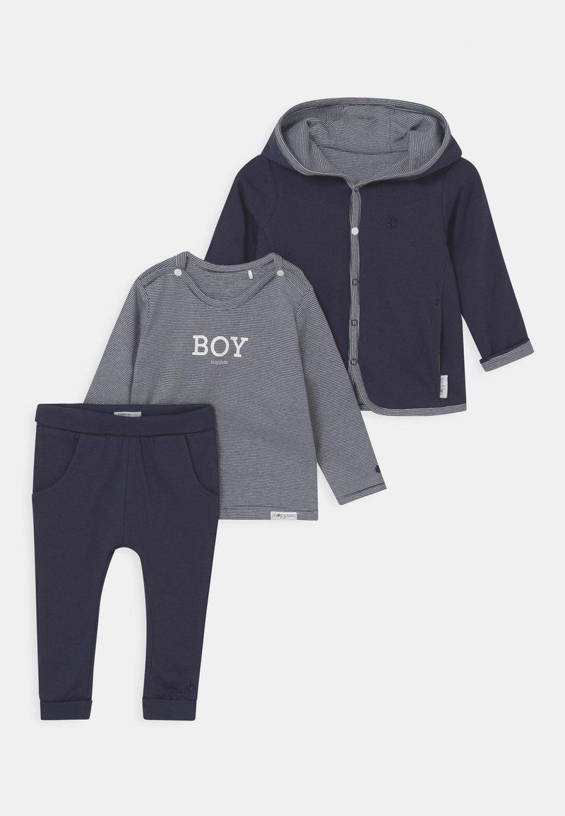 Noppies - BABY SET - Vest - navy