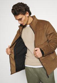 Nominal - JACKET - Winter jacket - tan - 3