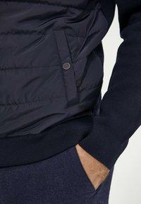 Massimo Dutti - Light jacket - dark blue - 3