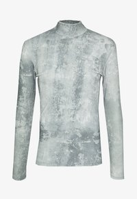 Jaded London - SEAMLESS HIGHNECK CONCRETE - Long sleeved top - concrete - 4