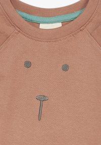 Turtledove - BEAR FACE BABY  - Printtipaita - brown - 4