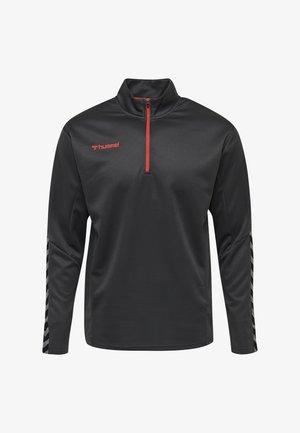 HMLAUTHENTIC  - Sweatshirt - dark grey