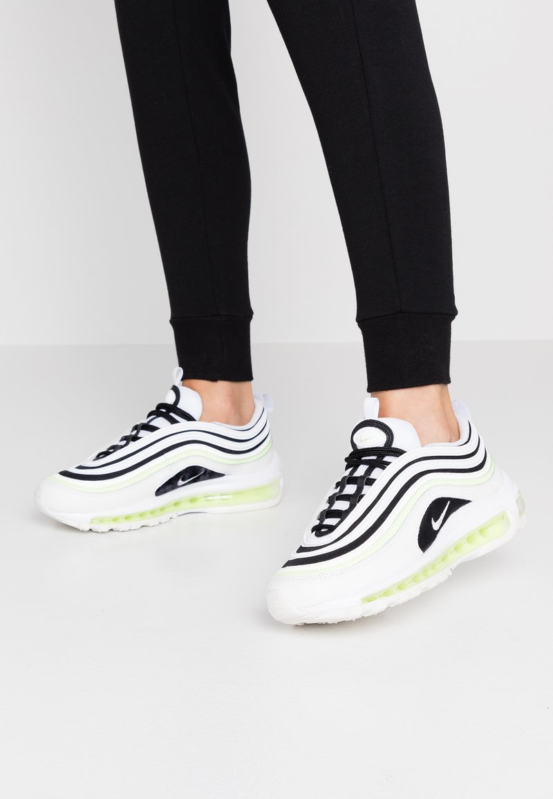 Nike Sportswear - AIR MAX 97 - Sneakers laag - summit white/black/barely volt/white