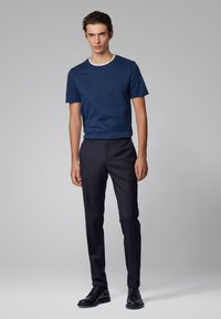BOSS - TESSLER 128 - T-shirt - bas - dark blue - 1